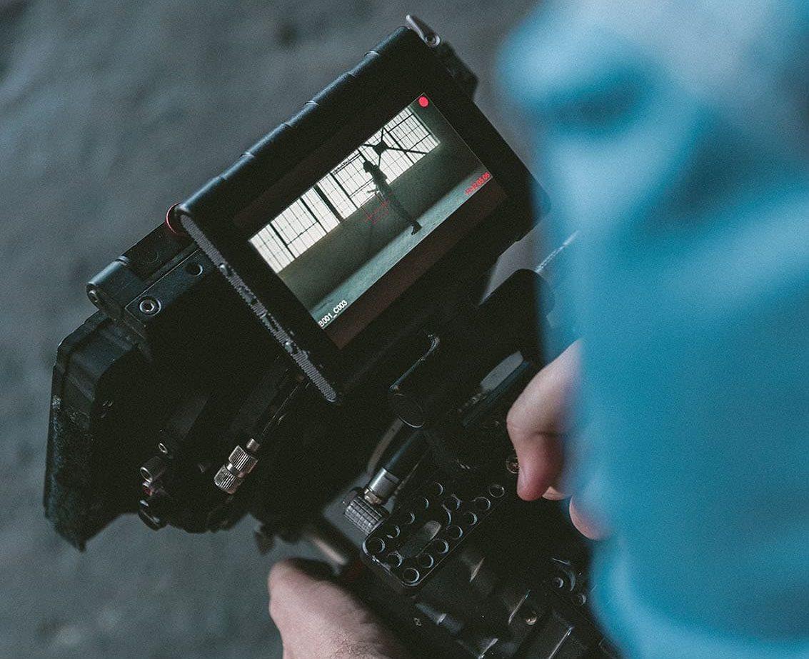 Caméra pour enregistrement de vidéos