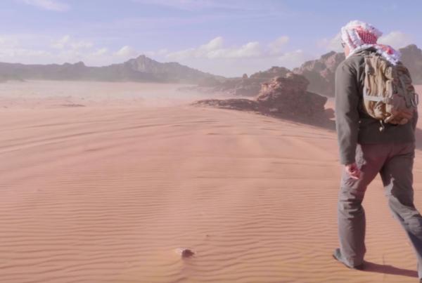 Voyage d'aventure dans le désert