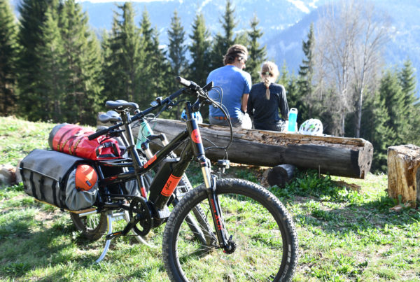 vélo cargo pour transporter les charges et faciliter la mobilité urbaine