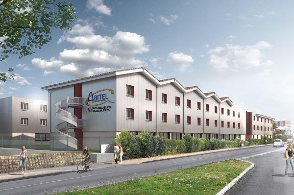 Studios meublés, Locations proposées par ABITEL