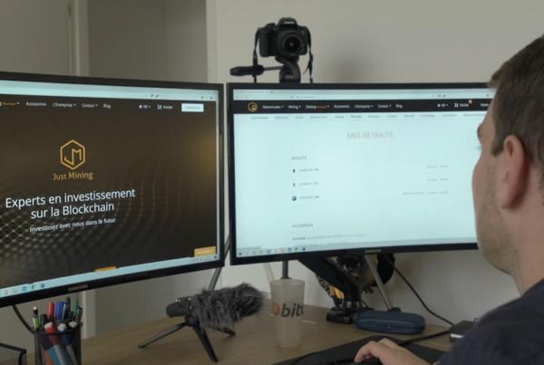 Just mining : l'entreprise experte de l'investissement sur la blockchain
