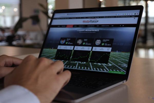 Pronostics et paris sportifs, pari en ligne avec MediaPronos