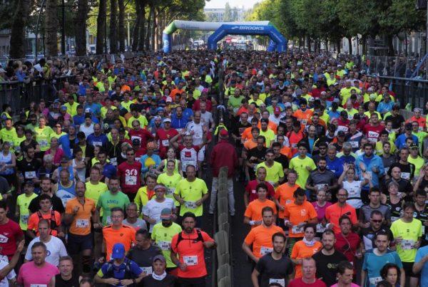 Organisation d'événements sportifs : image du marathon.