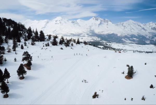 Station ski - le Dévoluy