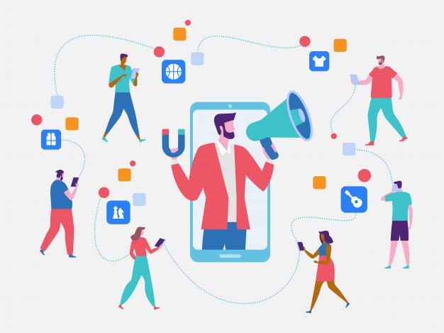 influenceur marketing sur les réseaux sociaux